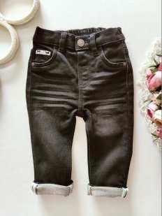 6,9 мес, рост 68,74 Мягкие джинсы