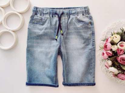 12 лет, рост 152 Мягкие джинсовые шорты