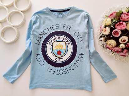 8,9 лет, рост 134 Лонгслив Manchester city