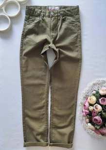 9,10 лет, рост 140 Штаны под джинс