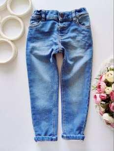 3,4 года, рост 104 Мягкие джинсы