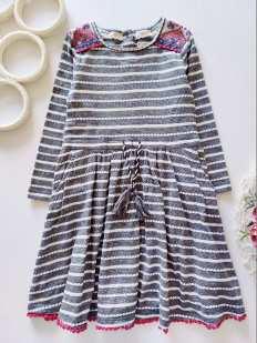 4,5 лет, рост 104.110 Платье Mantaray