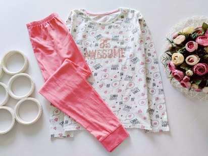 10,11 лет, рост 140,146 Детская пижама