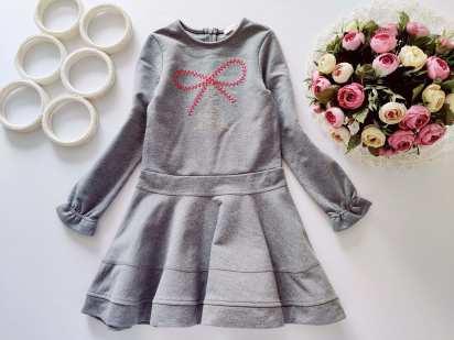 6 лет, рост 116 Плотное платье