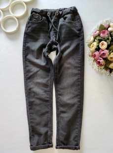 9,10 лет, рост 134,140 Мягкие стрейчевые джинсы