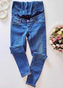 10L\32 Стрейчевые джинсы для беременных