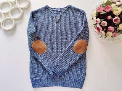 13,14 лет рост 164 Теплый свитер