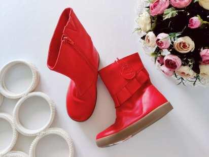 29 (18,5 см) Новые кожаные деми ботинки